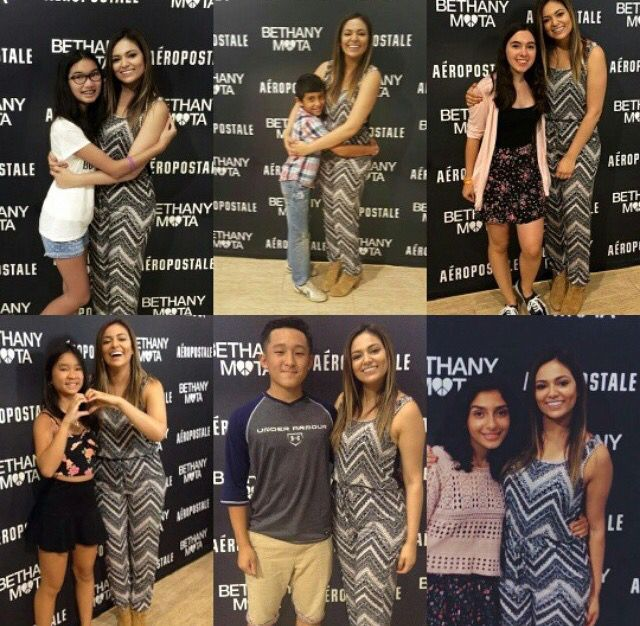 15 best beths meetups images on pinterest bethany mota noel and beth and some fans at the virgina meetup july 30th bethany mota30thnoel m4hsunfo