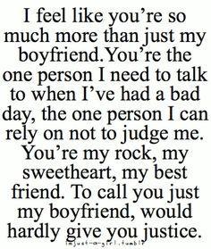 best friend quotes for boyfriend - Google Search
