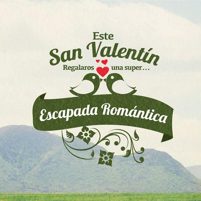 Este #SanValentin regalaos una super #escapada #romántica!! #love #trips #descanso #relax #turismo #rural