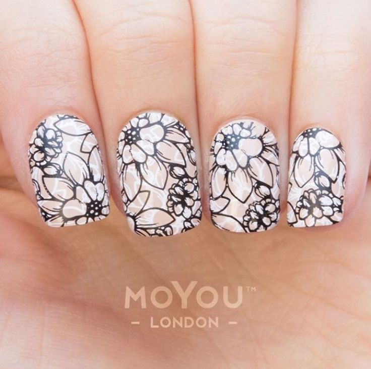 MoYou Pro Plate 06 - Double Stamping