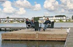 Faber Celbeton - Drijvend Celbeton voor terrassen en steigers