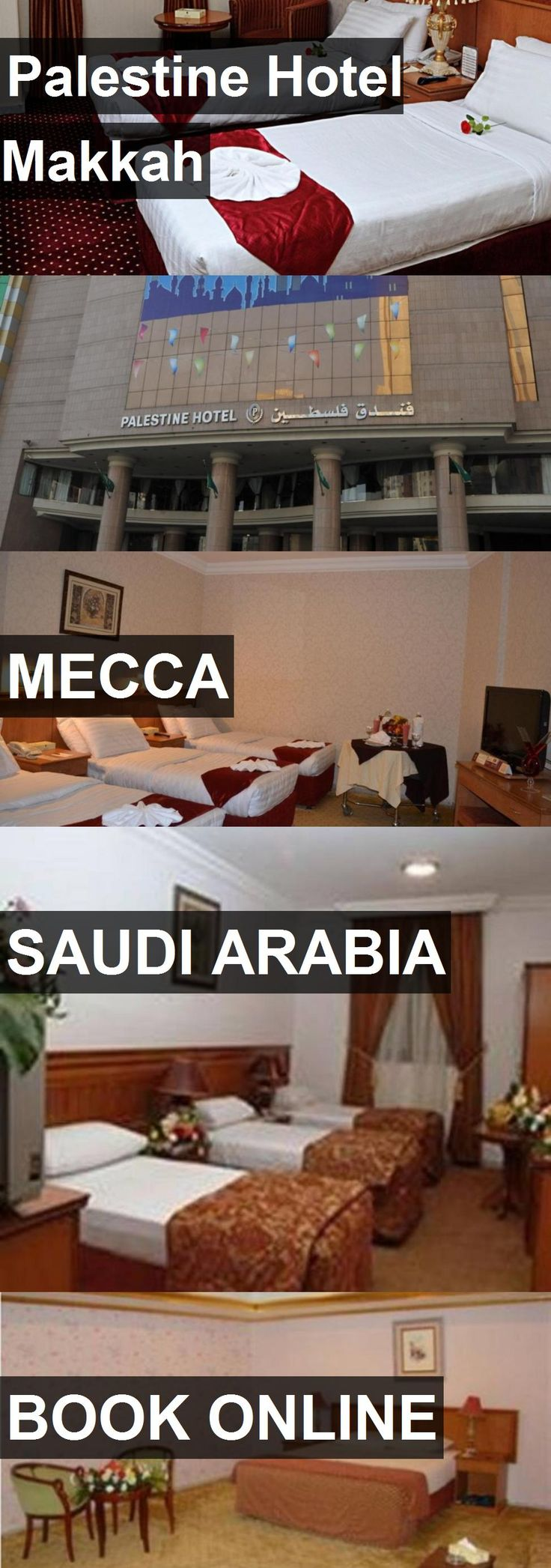 Palestine Hotel Makkah in Mecca, Saudi Arabia. For more information, photos, reviews and best prices please follow the link. #SaudiArabia #Mecca #travel #vacation #hotel