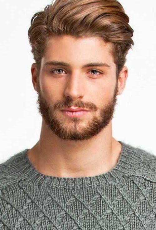 hairstyle men medium - photo #38