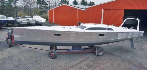Berckemeyer Yacht Design | plans for modern and classic ...