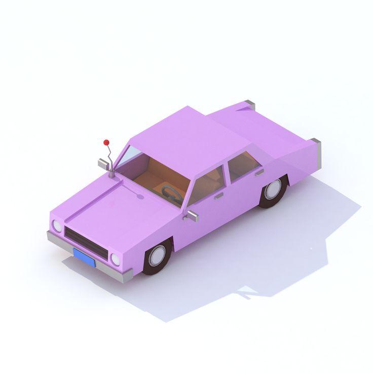 30 isometric renders 2 - Michiel van den Berg - animation & design
