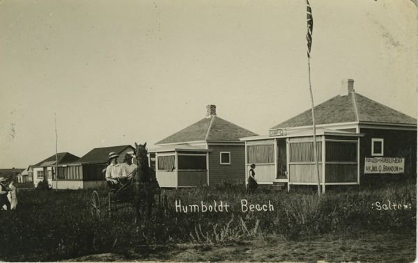 Humboldt Beach, Sask.   saskhistoryonline.ca