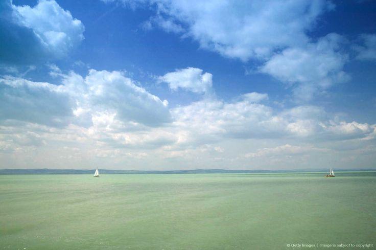 Lake Balaton, Siofok, Lake Balaton Region, Hungary