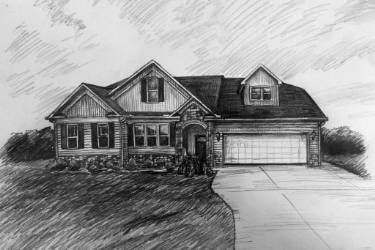 House Sketch #3