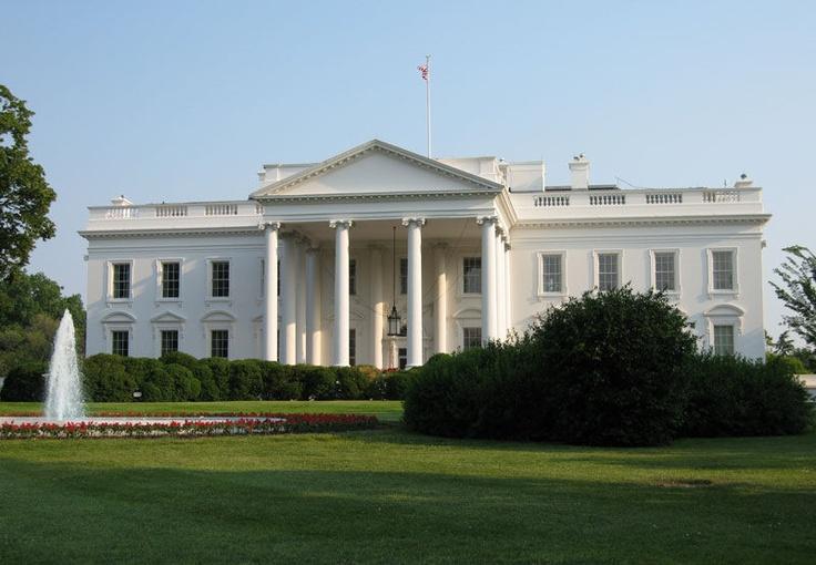 Washington DC -> The White House.