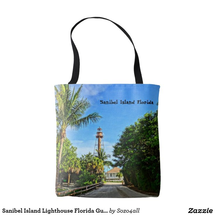 Sanibel Island Lighthouse Florida Gulf Coast
