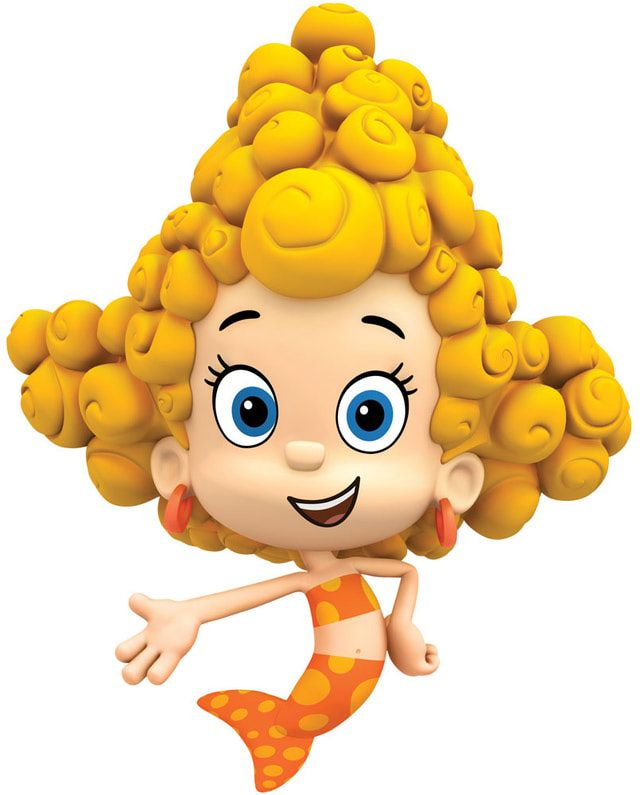 Bubble Guppies - Photos and Characters: Deema from the Bubble Guppies