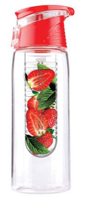 Infused Fruit waters are a delicious fresh way to stay hydrated ~Check out these Review for the best Fruit Infused Water Bottle!