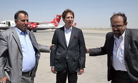 Un milliardaire Iranien prend la peine de mort
