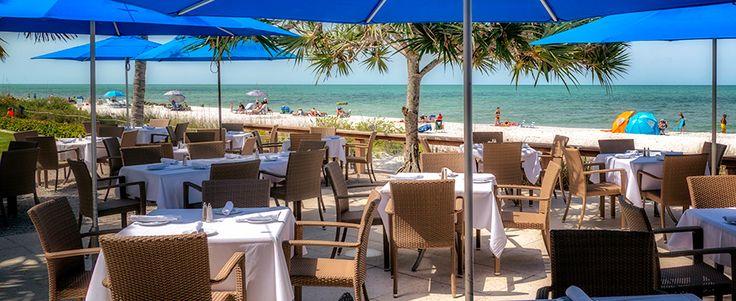 Hb S On The Gulf Naples Beachfront Restaurant Beach Hotel Florida Pinterest Hotels And