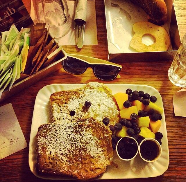 I love breakfast, blogger, Nayla C, California Bakery, corso Como, Pancakes, buongiorno colazione