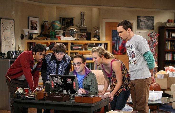 The Big Bang Theory......Hilarious
