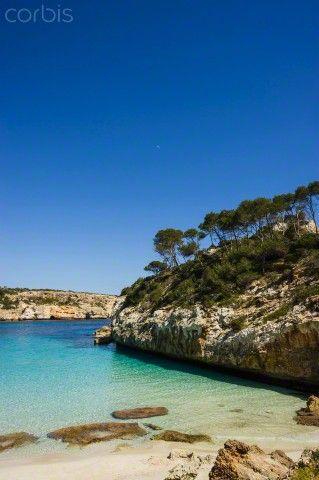 Cala des Moro, near Santanyi, Mallorca, Spain
