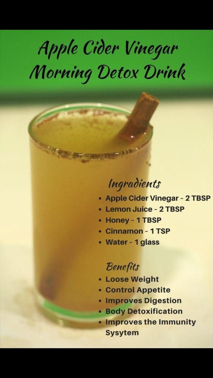 Apple cider vinegar – 2 tsp. Lemon juice – 2 tbsp Raw