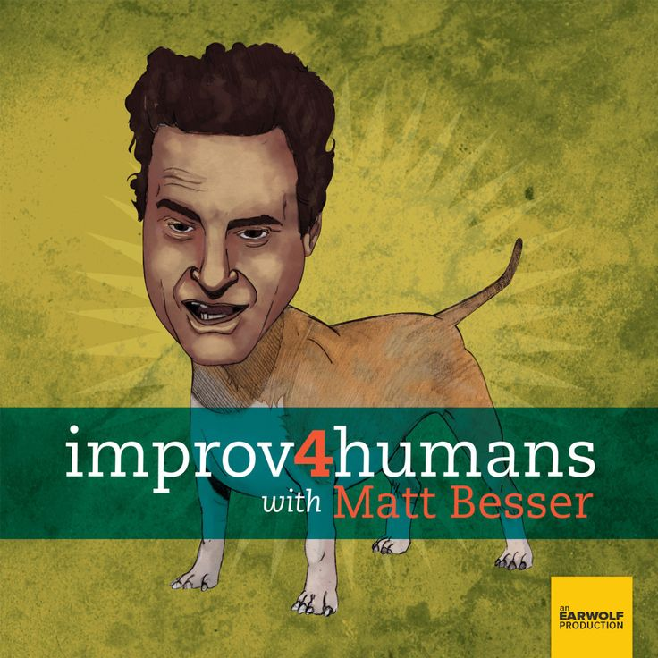 Long form improv with host Matt Besser and his guests. Best improvisers in the universe.