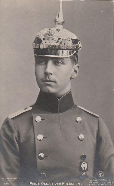 Prinz Oscar von Preussen. Prince of Prussia | Flickr - Photo Sharing!