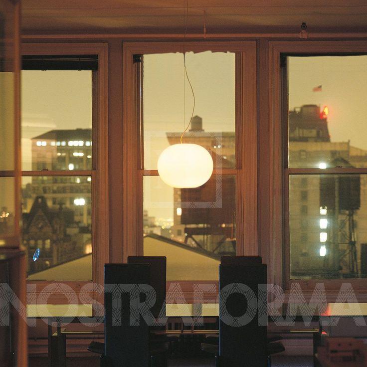 Flos Glo-Ball S1 pendant light »NOSTRAFORMA design shop for lights & lamps