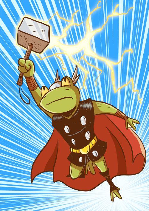 frog-thor-cosplay