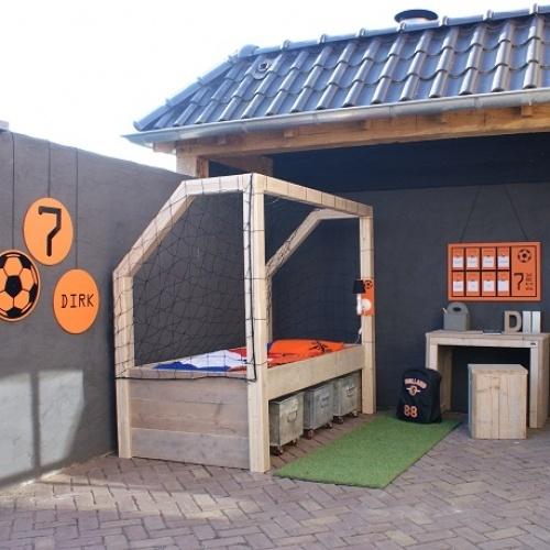 Voetbal bed - EK bed