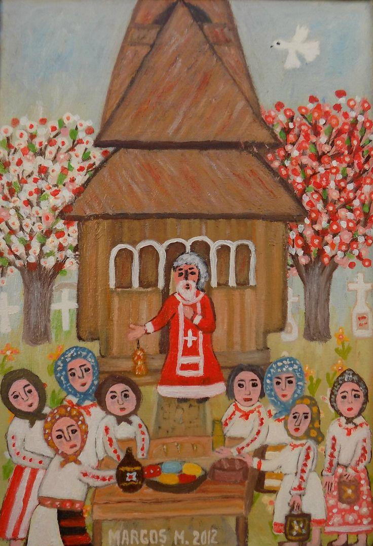 Zi de Paste la Biserica Recea