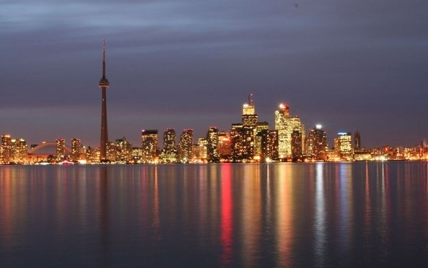 Toronto would be a super neat place to live...