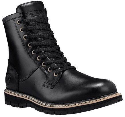 Timberland Men's Britton Hill Plain Toe Waterproof Boot