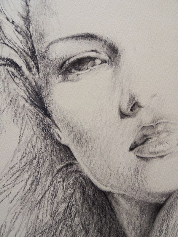 Molto Oltre 25 fantastiche idee su Disegni a matita su Pinterest  JJ18
