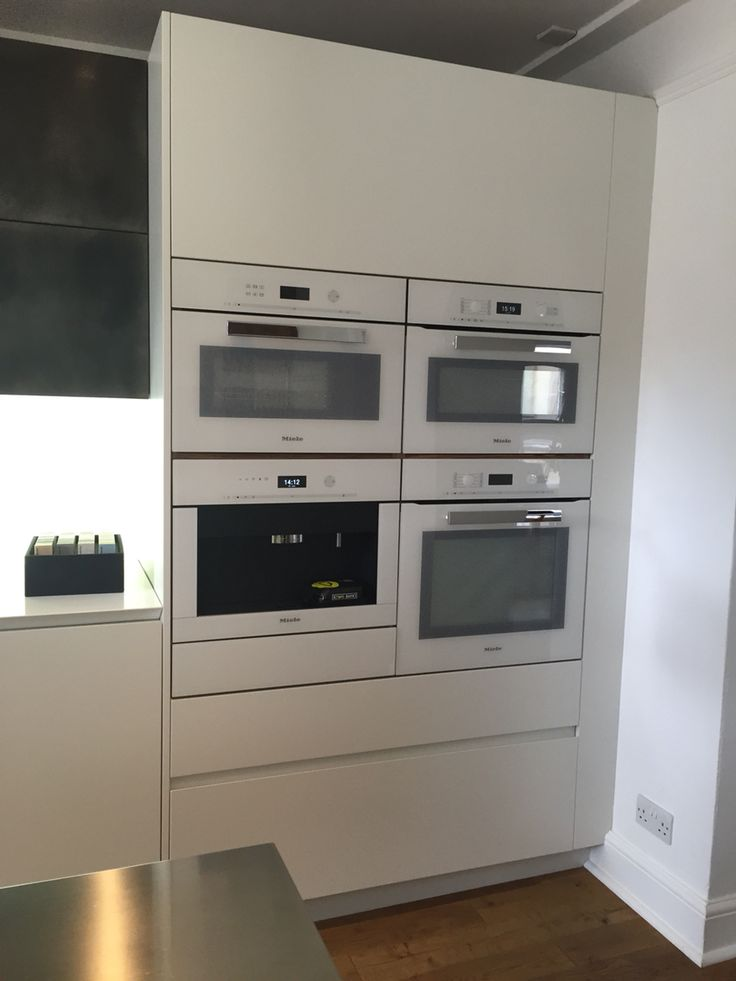 Miele appliances steam oven combi conventional coffee - Miele kitchen cabinets ...
