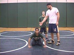 youth wrestling drills -