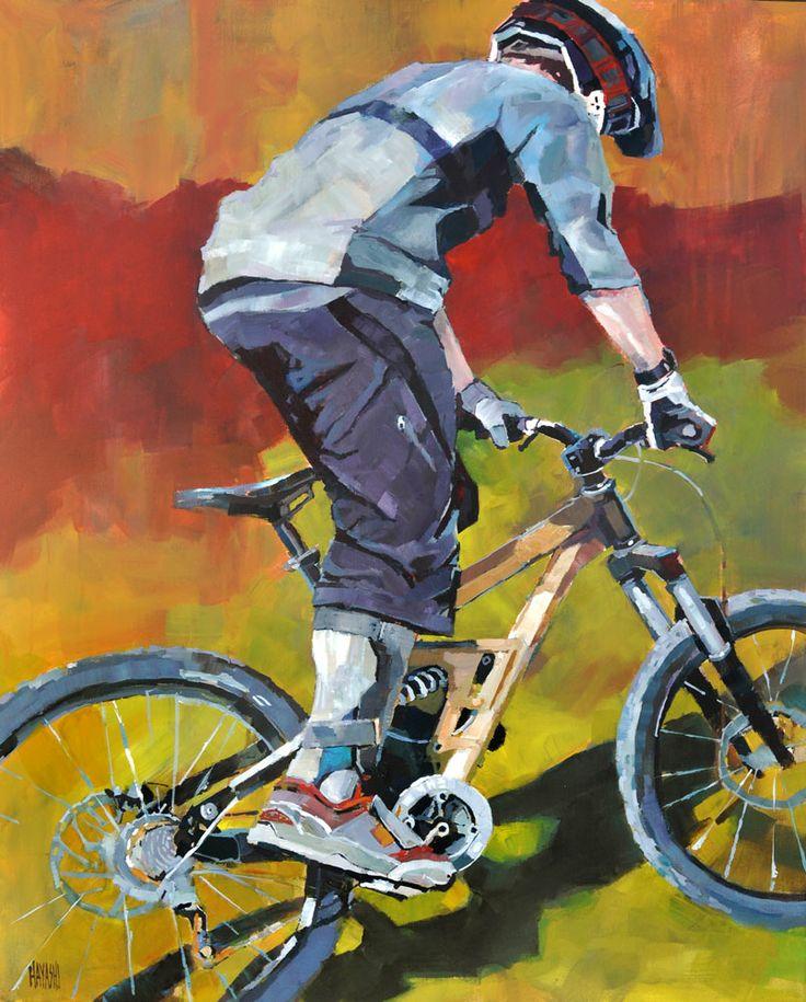 Pin by Randy Hayashi on Hayashi Paintings | Pinterest
