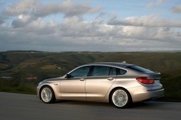 As close to a sedan as I'll drive.... 2011 BMW 535i GT - Top Speed