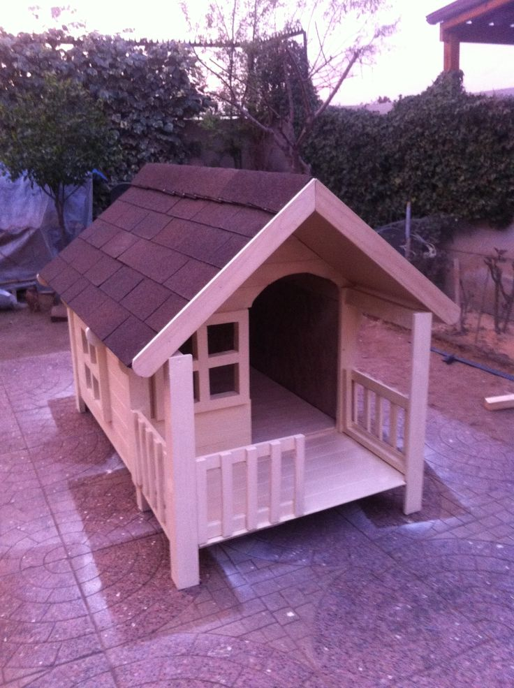 17 best ideas about casa perro on pinterest casas para - Casa de perro grande ...