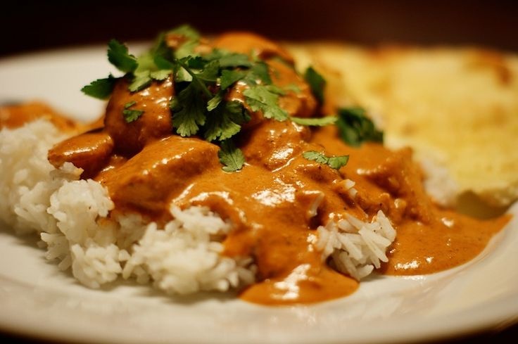 Bombay House Chicken Tika Masala - Can't wait to make this! (Everything but the yoghurt)