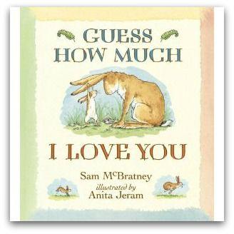 Guess How Much I Love You: Sam McBratney, Anita Jeram: 9780763641757: Amazon.com