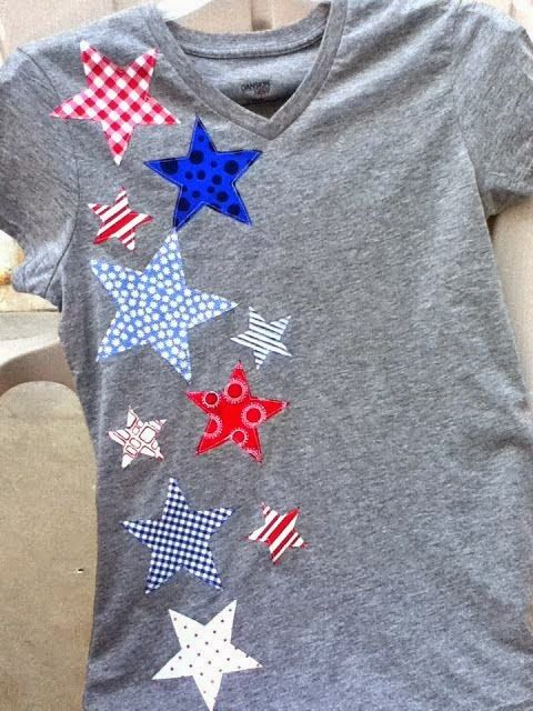 fourth of july shirts justice