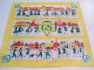 Girl Scout handkerchief: Scouts Memorabilia, Scouts Handkerchiefs, Girl Scouts, Scouts Honor, Scouts Fun, Scouts Memories, Girls Scouts, Scouts Stuff, Scouts Ideas