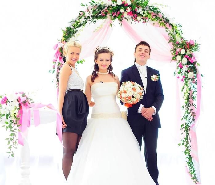 Свадьба в Доме 2: Рита Агибалова и Женя Кузин