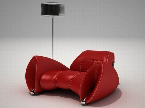 Luxurious Armchair: R15 From Redo Studio