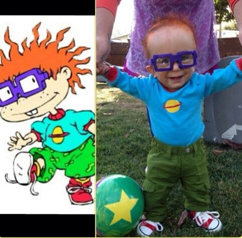 Chuckie Finster | Creative Costumes! | Pinterest