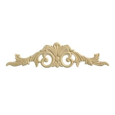 Ornamental mouldings acanthus centre ornament for Decorative millwork accents