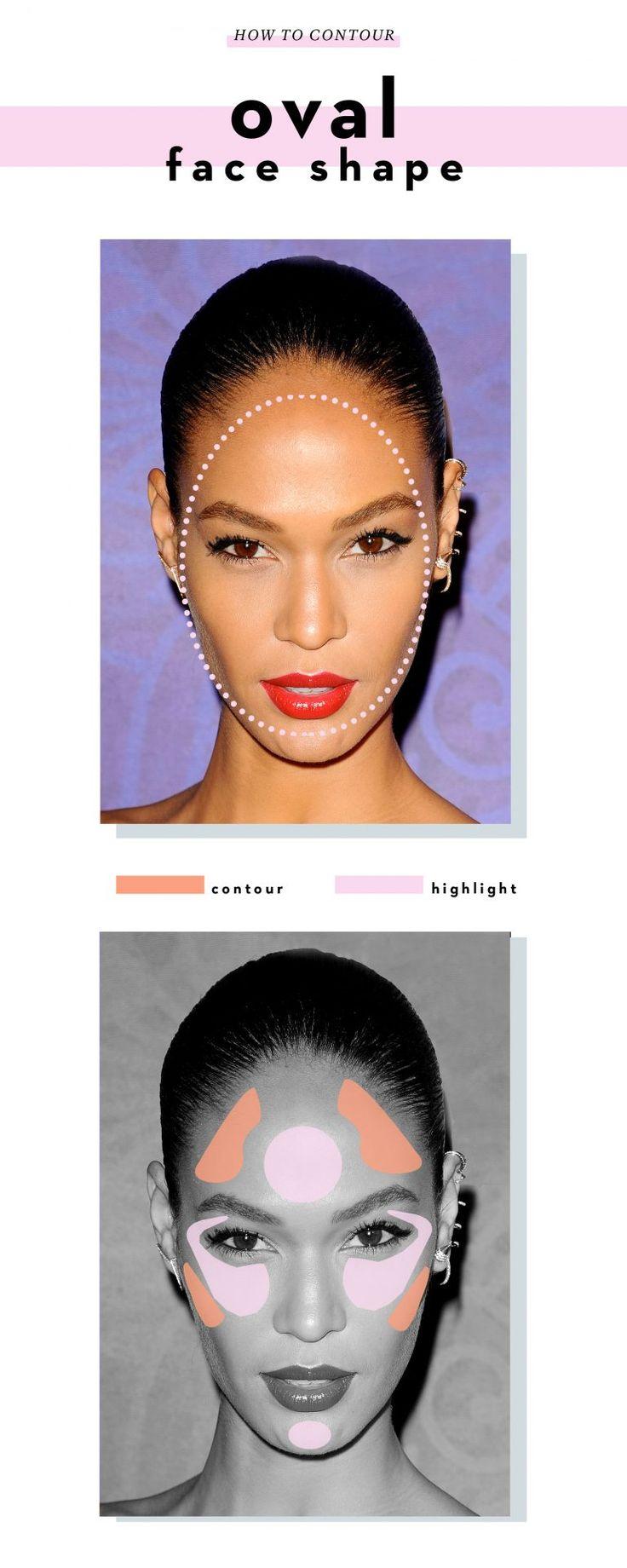 How to contour like a professional makeup artist
