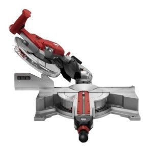 The Milwaukee 6955-20 Miter saw in action http://bestmitersawguide.com/milwaukee-6955-20-12-inch-miter-saw-review/