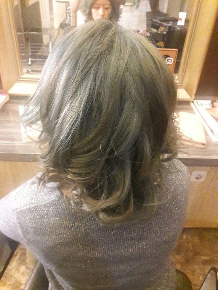 Greyhaircolour