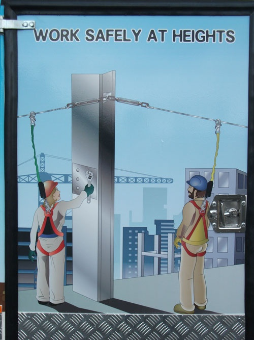 Work Safely at Heights Training courses with koolat Safety ...