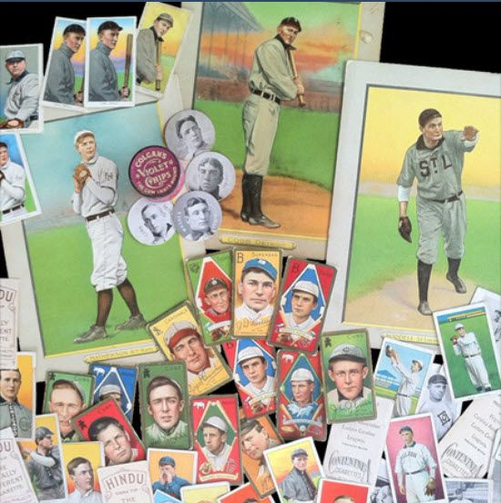 Sell your old baseball cards. Some insight.