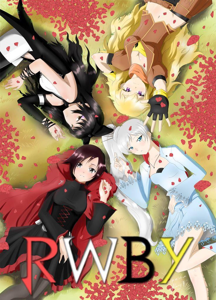RWBY Poster by kimmy77.deviantart.com on @deviantART